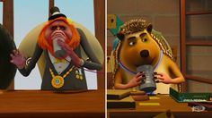 This is a series of shots from a few of the 23 episodes that I have animated for the The Flying Circus' SAFTA nominated Silly Seasons TV Series. I was responsible for animation with mocap for all characters in all shots.    THABO MAHLAGARE | CHARACTER ANIMATOR  e: thabomahlagare7@gmail.com  c: +27 74 475 6146