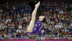 Gymnastics - Women's Qualifications - Gymnastics - Kyla Ross (USA)