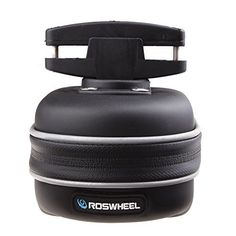 Roswheel Bicycle Saddle Bag with Strap-On Bike Bags under Seat for Bike Parts Components Accessories Storage Like Bike Racks Seat Packs or Tail Pouch  #Accessories #Bags #Bicycle #Bike #Components #Like #Packs #Parts #Pouch #Racks #Roswheel #Saddle #Seat #Storage #StrapOn #Tail #Under CyclingDuds.com