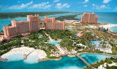 If you've never been to Atlantis, do yourself a favor...