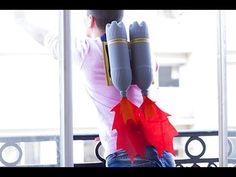 Une idée facile et rapide pour créer un turbo fusées à votre enfant avec ce dont on dispose à la maison. Suivez tous les conseils de Christelle. Pour retrouv...