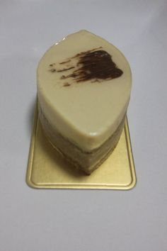 Coffee and Caramel Entremets (Hidemi Sugino's recipe) 咖啡焦糖蛋糕