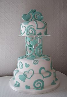 23 Best Cake Designs I love images  5de2ccbf87d9