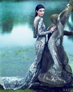 » Rooney Mara for Vogue US November 2011 | Mert Alas and Marcus Piggott