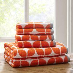 Product Image for Intelligent Design Lita 6-Piece Cotton Jacquard Towel Set 2 out of 2