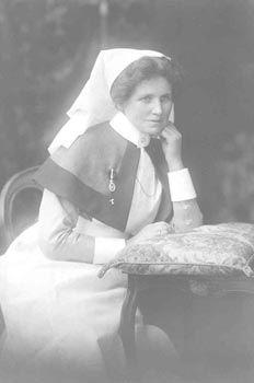 Queen Alexandra's Royal Army Nursing Corps nurses WW1