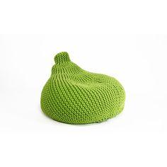 클로리스코 Clorisco 니트 빈백 - 초록/ Green