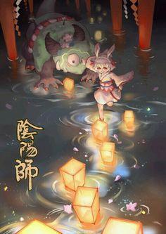[onmyoji] fan art - chap 6 - Page 3 - Wattpad Anime Fantasy, Fantasy Art, Character Illustration, Illustration Art, Character Art, Character Design, Sad Art, Anime Style, Fantasy Characters