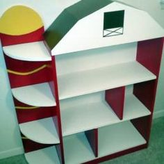 Free Furniture Plans to Build a Wood Barn and Silo Bookshelf | The Design Confidential Read more at http://www.thedesignconfidential.com/2010/12/diy-woodworking-free-furniture-plans-for-a-wood-barn-and-silo-doll-house-bookshelf#XkKQlfM6pMbfAVgD.99