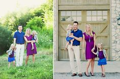 Jewel-toned colors photograph better than bright colors. Family Portrait Outfits, Fall Family Photo Outfits, Family Portraits, Family Photos What To Wear, Family Pictures, Simplicity Photography, Family Photo Colors, Family Photo Sessions, Picture Poses