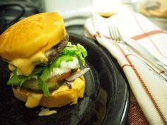 A'la Annn: BataattiBurgerit Hamburger, Food And Drink, Ethnic Recipes, Hamburgers