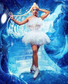 Drag Queen Race, Rupaul Drag Queen, Drag King, Drag Queen Outfits, Captain Jack Harkness, Queen Pictures, Real Queens, Happy New Year Everyone, Amy Pond