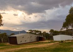 Image 8 of 23 from gallery of Crackenback Stables / Casey Brown Architecture. Photograph by Rhys Holland Architecture Awards, Architecture Photo, Contemporary Architecture, Steel Cladding, Butterfly Roof, House Of The Rising Sun, Australian Homes, Coastal Homes, Stables