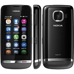 Review do celular Nokia Asha 311