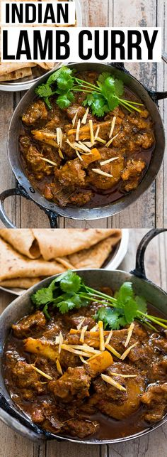 This easy Indian mutton curry will soon become your favourite bowl of comfort food. Made in a pressure cooker and perfect with basmati rice.
