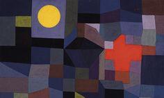 Can't wait to see The Paul Klee exhibition at Tate Modern Paul Klee Fire at Full Moon 1933 Modern Art, Contemporary Art, Paul Klee Art, Art Ancien, Social Art, Wassily Kandinsky, Art Plastique, Full Moon, Art History