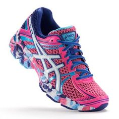ASICS GEL-Flux Women's Running Shoes -Obviously based on my pins I do not prefer running shoes, but these are so cool. I just might have to have them!