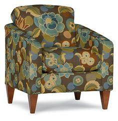 Jazz Stationary Chair by La-Z-Boy, fabric River