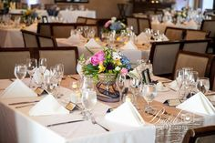 Summer Wedding with a Touch of Midnight Blue Glam at Catta Verdera | Visual Impact Design | Sacramento Wedding Flowers