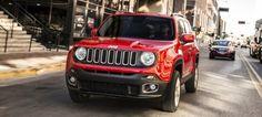 Acessórios para Jeep Renegade