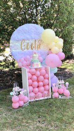 Jojo Siwa and Unicorn Birthday Party Ideas Balloon Garland, Balloon Decorations, Birthday Party Decorations, Party Themes, Balloons, Party Ideas, Jojo Siwa Birthday, Unicorn Birthday Parties, Unicorn Party