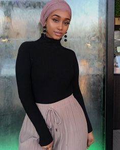 [New] The 10 Best Fashion Ideas Today (with Pictures) - Turban Hijab, Turban Mode, Muslim Fashion, Modest Fashion, Hijab Fashion, Fashion Outfits, 70s Fashion, Fashion Ideas, Hijab Outfit