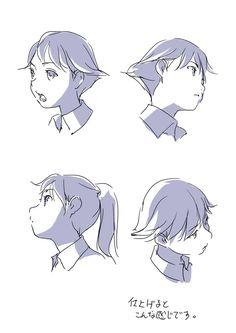 「顔の十字線を考える。」 [5]
