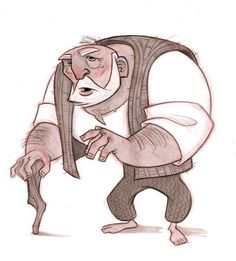 Image result for old man cartoon