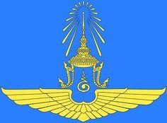 Royal Thai Air Force - Kong Thab Akat Thai - Emblem