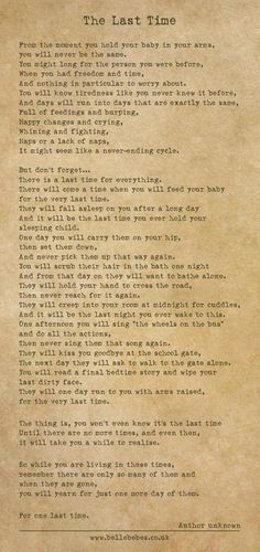 """I think of the """"last time"""" all the time. Could this be the last time he asks for help.or the last time he asks me to lay with him? Its bittersweet. Quotes Thoughts, Life Quotes Love, Mom Quotes, Great Quotes, Inspirational Quotes, Nephew Quotes, Sister Quotes, Child Quotes, Mother Daughter Quotes"""