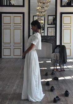 Bérengère Cardera - Robes de mariée sur mesure  Paris - Rue Quincampoix-