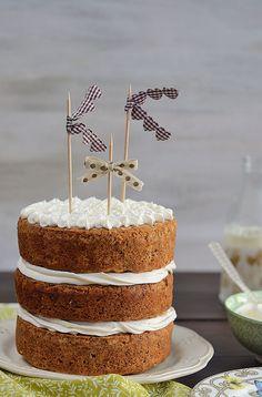 ¡Qué cosa tan dulce!: Tarta de zanahoria o carrot cake