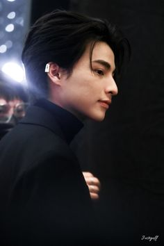 Thai Drama, My Little Baby, Asian Actors, Ulzzang, Actors & Actresses, Kdrama, Black And Grey, Idol, Shit Happens