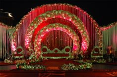 Wedding stage decoration is the main background to all your wedding pictures. It is an important aspect in the entire celebrations of marriage ceremony.    Almas Weddings is a premiere wedding stage decorator for all occasions in Jaipur. Find more details at- www.almasweddings.com