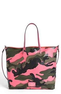 Valentino 'Rockstud - Camo' Tote available at #Nordstrom
