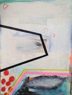 Mix media on canvas 2013