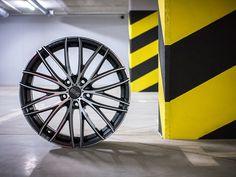 Fotorelacja z sesji fotograficznej promującej felgi aluminiowe (alusy.pl) oraz oklejanie samochodów (krucza18.pl)