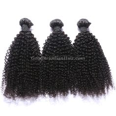 Brazilian #curlyhair has medium luster and bouncy tight pattern. The #brazilianhair curly texture blends well and the curls looks amazingly beautiful. The curl holds well even after co-washing.