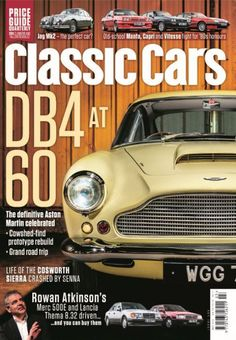 Classic Cars March 2018