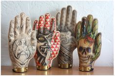 Dream. Pray. Create.: Lesson Idea :: Mehndi Hand Sculpture - World Art study More