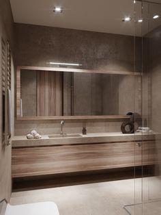rendering of hotel rooms - Dezign Ark (Beta) Bathroom Decor Apartment, Bathroom Shelf Decor, Bathroom Interior, Hotel Room Design, Diy Bathroom Makeover, Toilet Design, Bathroom Design Luxury, Beautiful Hotels Rooms, Hotels Room
