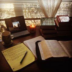 The writing life. #biblestudy
