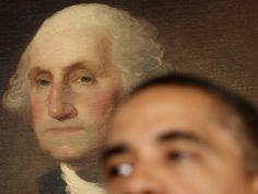 George Washington, The Pentagon, and the CIA
