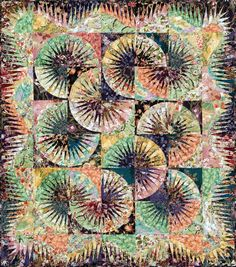 Japanese quiltmakers are superb at the art