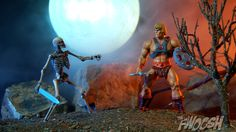 Skeleton, Action Figures, Shots, 3d, Printed, Painting, Accessories, Painting Art, Skeletons