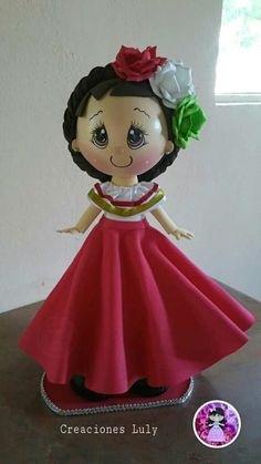 Mexican Birthday Parties, Lalaloopsy, Princesas Disney, Sweet 16, Barbie, Fairy, Diy Crafts, Disney Princess, Disney Characters