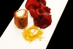 Bresaola di Cervo - Robiola fresca - Frutta secca - www.ristorante-barabba.com