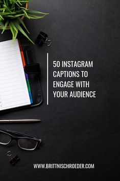 It's important to engage with your audience. I have created 50 engaging captions to help you build your audience and create a community. Business Advice, Online Business, Business Coaching, Instagram Marketing Tips, Instagram Tips, Content Marketing Strategy, Social Media Marketing, Digital Marketing, How To Use Hashtags