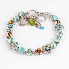 Mariana Bracelet - B-4044-4-1317SP $127.00 -- Mariana's bracelet?