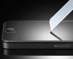 Premium Tempered Glass Screen Protector with Perfect Alignment, Bubble Free Applicator Tool.